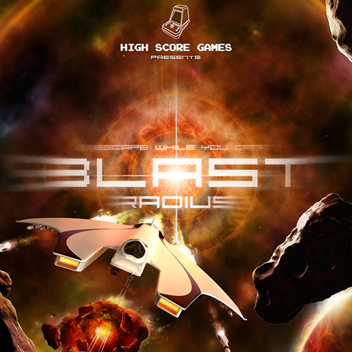 Blast Radius - Cover Art