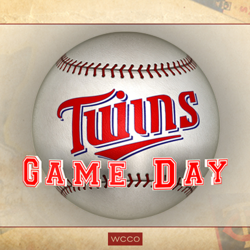 Twins Game Day - Home
