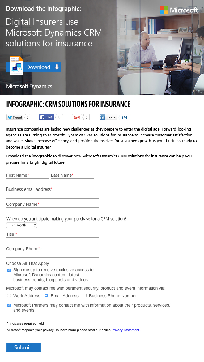CRM for Insurance image