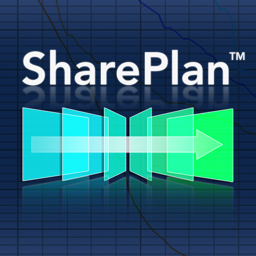 SharePlan launch screen