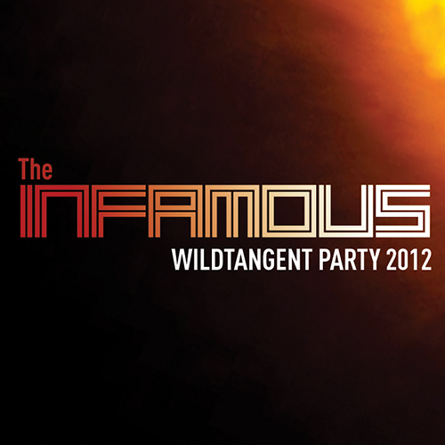 Infamous Party - Print Ad 1